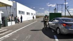 Ситуация на пунктах пропуска Украины: меньше всего машин на «Новотроицком»