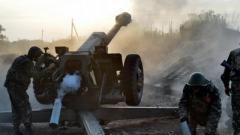 «Война полным ходом, что происходит?»: жители Донецка напуганы тяжелыми залпами