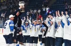 Финляндия в третий раз стала чемпионом мира по хоккею (ВИДЕО)