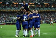 «Челси» разгромил «Арсенал» в финале Лиги Европы (ВИДЕО)