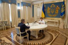 Зеленский публично обратился к Баканову и выдвинул ультиматум