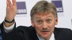 В Кремле прокомментировали возможность скорой встречи Путина с Зеленским
