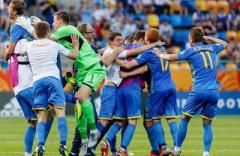 Молодежная сборная Украины впервые вышла в финал чемпионата мира
