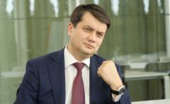 """В """"Слуге народа"""" раскол мнений: Разумков категорично высказался о федерализации Украины"""