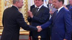 Экс-канцлер Германии считает «законной» аннексию Россией Крыма