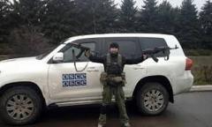 Вооруженные боевики «ДНР» получили приказ не пропускать наблюдателей ОБСЕ