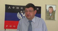 «Мэр» Горловки выставил требование Зеленскому: он должен сесть за переговоры по Донбассу с главарями «ЛДНР»