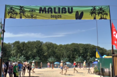 В Рубежном из-за купания отравились 27 человек
