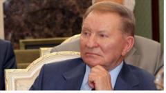Кучма назвал условие снятия торговой блокады с ОРДЛО