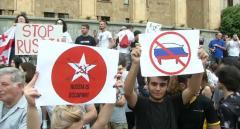 Протесты в Грузии: эксперт рассказал об истинном мотиве