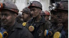 На Донетчине бастуют горняки из-за долгов по зарплате