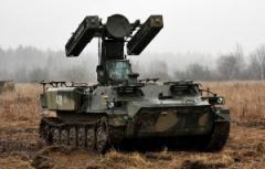 """Российские войска на Донбассе отправили к линии разграничения ЗРК """"Стрела-10"""". ВИДЕО"""