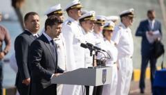 Зеленский рассказал о перспективах будущего флота Украины