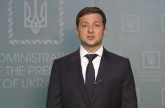 Зеленский записал эмоциональное обращение к украинцам и Путину. ВИДЕО