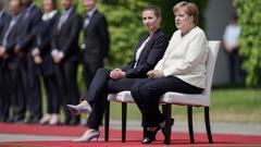 Для Ангелы Меркель изменили процедуру официальных встреч