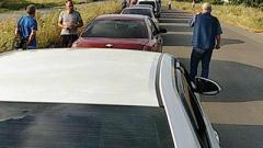 Ситуация на КПВВ «ДНР»: «Октябрь закрывали из-за обстрела, в Горловке много пеших, на Каргиле пускают по 6 машин в 10−15 мин»