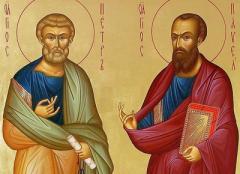 День Петра и Павла: что можно и нельзя делать, правила и традиции