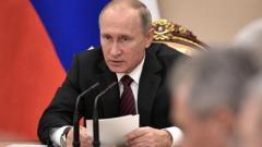 Путин собрал Совбез, где обсудил телефонный разговор с Зеленским