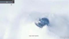 В Антарктиде нашли вмерзший в лед корабль пришельцев, находка потрясла научный мир