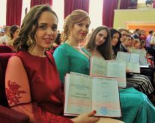 Выпускники ОРДО получили дипломы российского образца