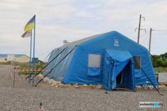 Спасатели помогли более 800 мирным гражданам при пересечении донбасской линии разграничения
