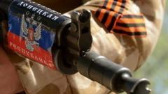 В Докучаевске из стрелкового оружия обстреляли магазин