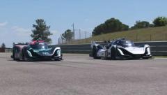 В Испании состоялись первые в мире гонки беспилотных автомобилей (ВИДЕО)