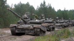 Боевики «ДНР» и «ЛНР» стягивают танки, РСЗО и другое тяжелое вооружение