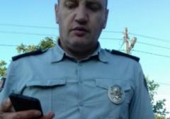 """Пьяный полицейский """"напал"""" на бойца ВСУ в Мелитополе: фото """"героя"""" попало в Сеть"""