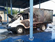 На газовой автозаправке в Запорожье прогремел взрыв