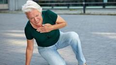 Названы симптомы, указывающие на склонность к инфаркту летом