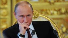 Путин стягивает технику в Крым, готовится что-то масштабное