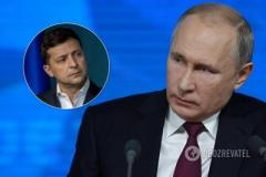 Пєсков тонко натякнув, чого Путін чекає від Зеленського