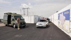 Ситуация на блокпостах Украины: больше всего машин на «Новотроицком» и «Майорске»