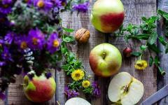 Поверья и традиции на Яблочный Спас