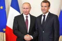 Путин срочно летит во Францию: озвучена главная тема переговоров с Макроном