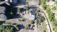 «Три выстрела-три попадания»: бойцы ВСУ нанесли удар по НВФ