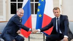 «Особый статус, амнистия НВФ»: Путин озвучил условия для переговоров в «нормандском формате»