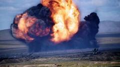 В Украине из-за взрыва в Архангельской области мог повыситься уровень радиации