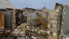 В ОРДО за сутки обстрелами повреждены дом культуры и 5 жилых домов
