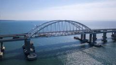 В РФ анонсировали новый «прорыв» по Крымскому мосту