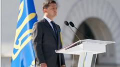 Владимир Зеленский сравнил Крым и Донбасс с украденными соседом детьми