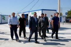 В ОРДО показали обновленный КПП «Еленовка» и рассказали, когда он заработает «полноценно»