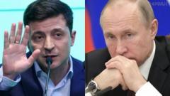 """Путин поставил Зеленского в """"растяжку"""": тот момент, когда решается, кто кого, - все подробности"""