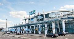 Аэропорт «Киев» прекращает обслуживать пассажиров
