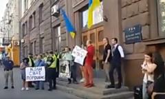 Допрос Порошенко в ГБР: экс-президента ждут у входа. ВИДЕО