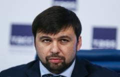 Главарь «ДНР» Денис Пушилин отменил комендантский час