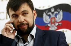 Главарь боевиков ДНР оконфузился на передовой