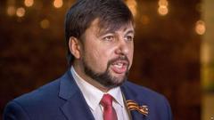 Пушилин объяснил, чего он ждет от Украины