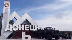 «Услышали многие районы»: жители Донецка сообщают о «сильном буме» в городе